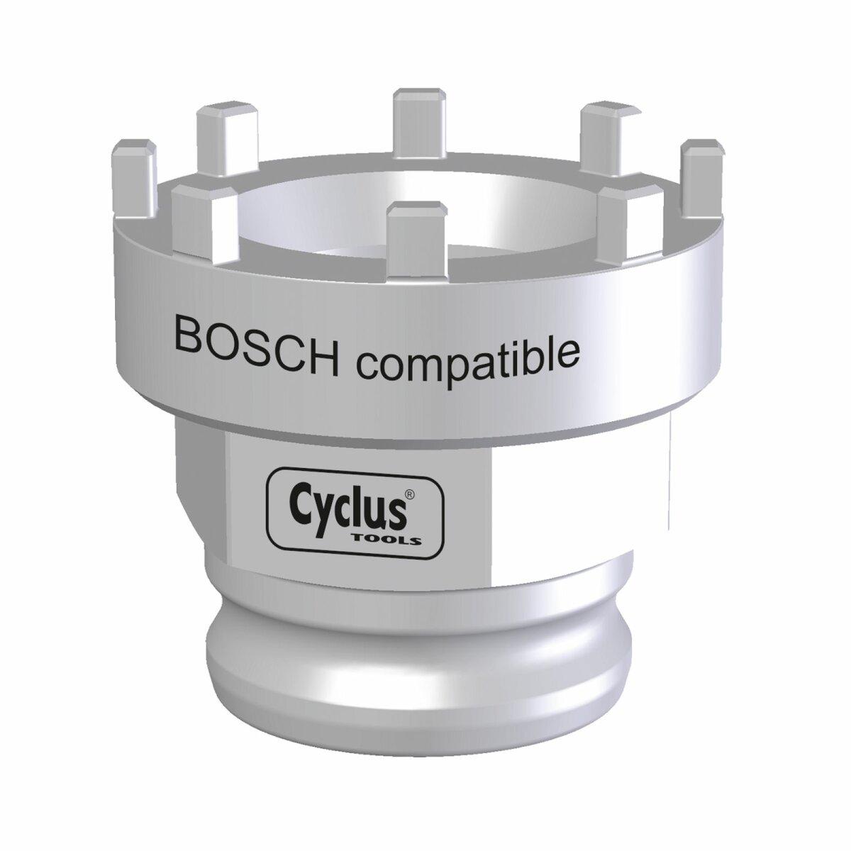Spider para Bosch active line plus 2017 motores
